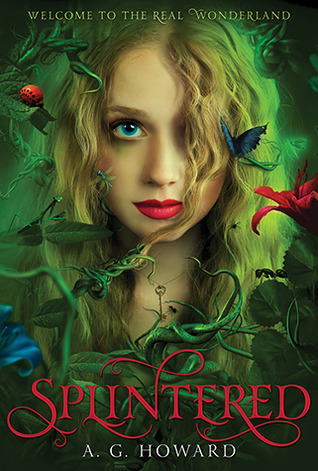 "Medford Library Book Chat: ""Splintered"""