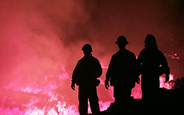 Wildfire Preparedness with the National Fire Protection Association