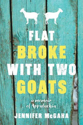Big Library Read Book Discussion: Flat Broke with Two Goats