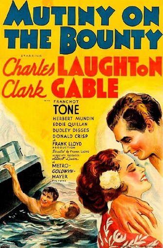 Charles Laughton in the Thirties: Mutiny on the Bounty