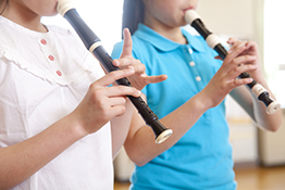 RESCHEDULED Learn to Play the Recorder