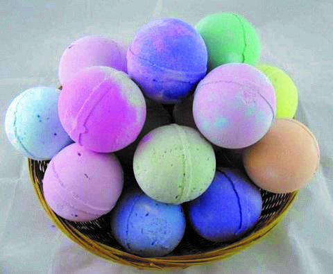 Rocking Bath Bombs