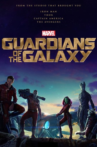 Teen Movie & Popcorn: Guardians of the Galaxy (2014/121m/PG-13)