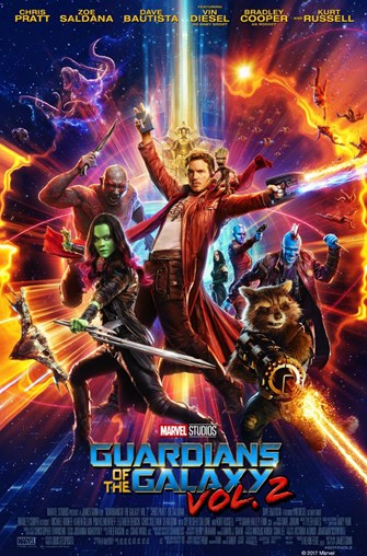 Teen Movie & Popcorn: Guardians of the Galaxy, Vol. 2