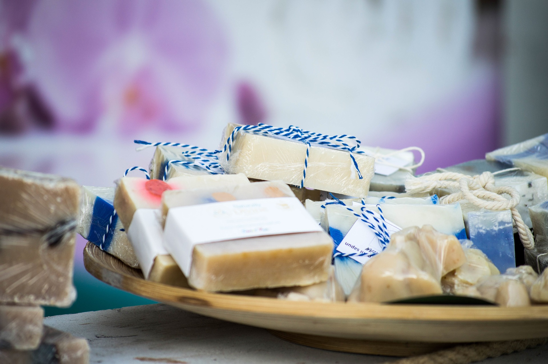Teen/Tween Make & Take: Make Your Own Soap (12+ YRS)