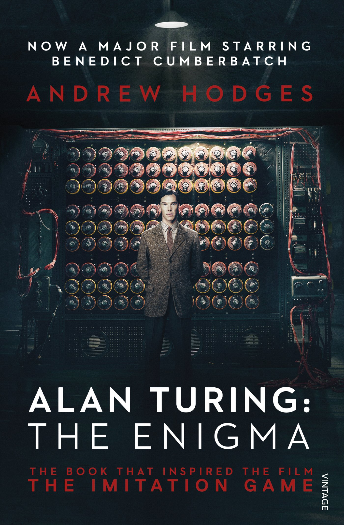 Medford Library Book Chat: Alan Turing: The Enigma by Andrew Hodges