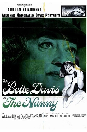 Bette Davis Gets Spooky! - October movies at the Talent Library