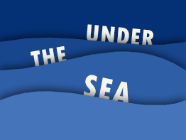 Teen Crafternoon: Under the Sea (12-18 YRS)
