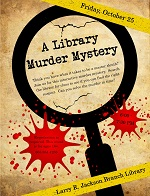 A Library Murder Mystery