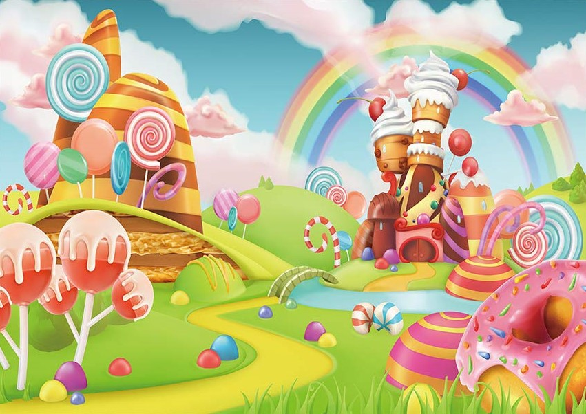 Candy Land Holiday Adventure