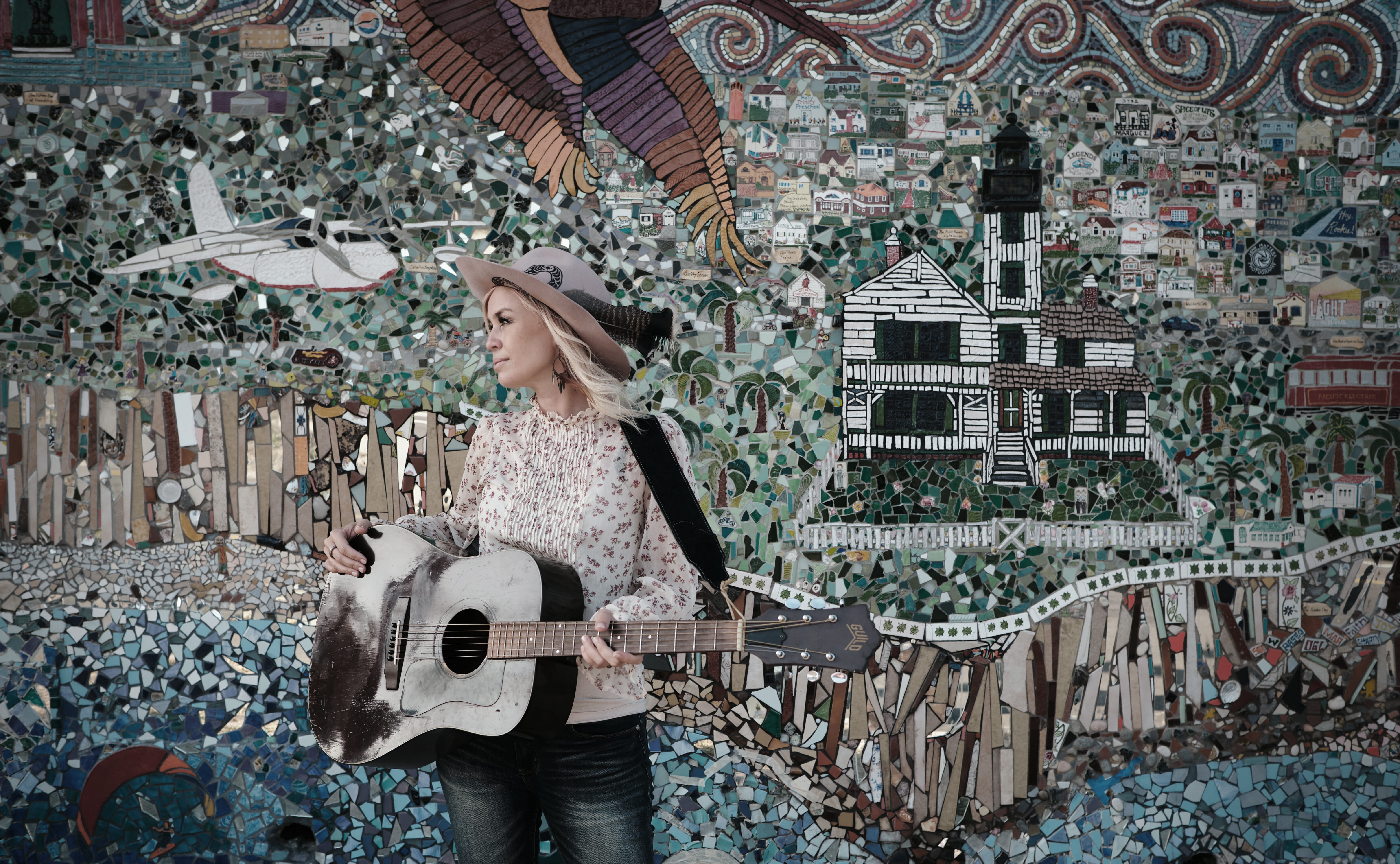 CANCELLED: Guitarist Sofia Talvik