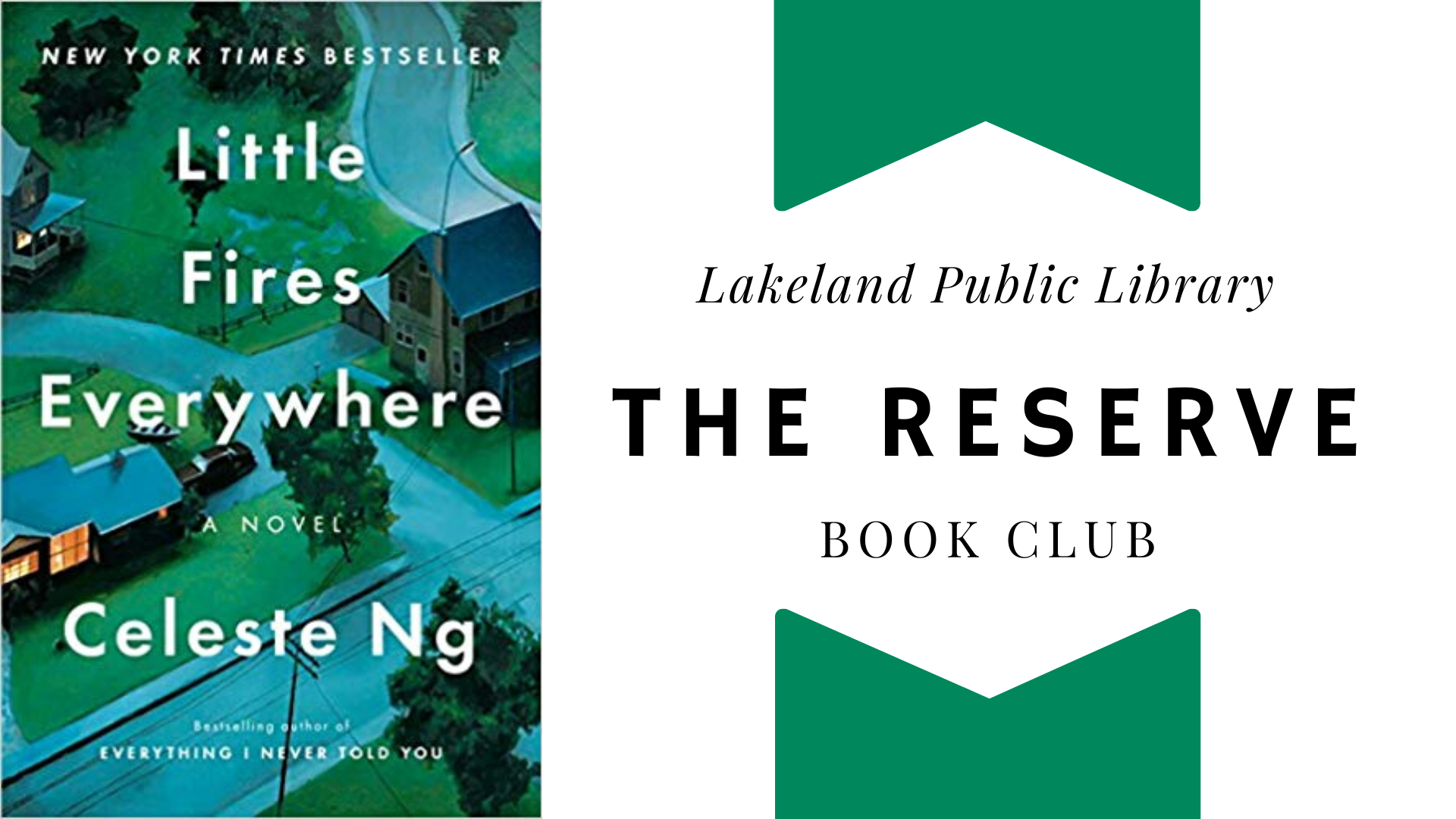 CANCELLED: The Reserve Book Club