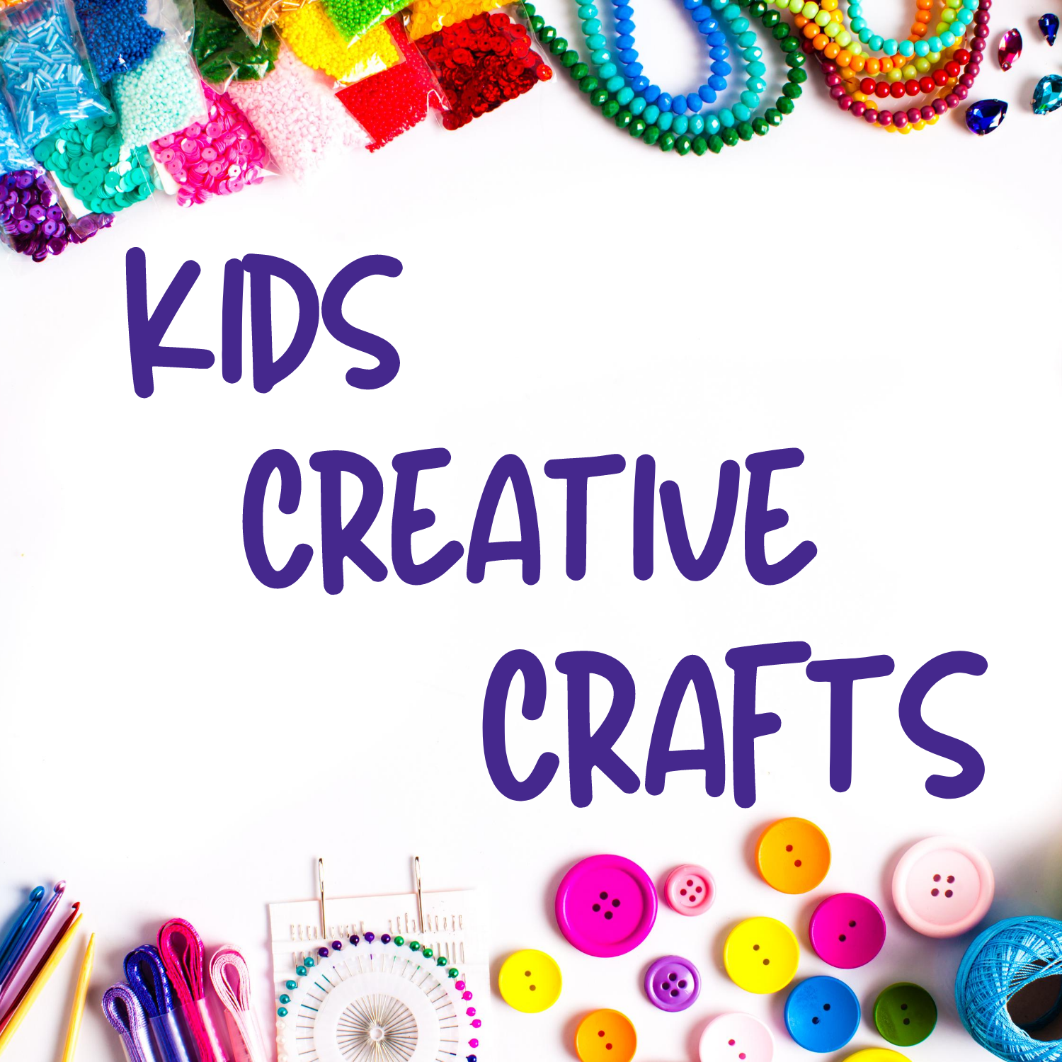 Kids Creative Crafts Take-Home Kits
