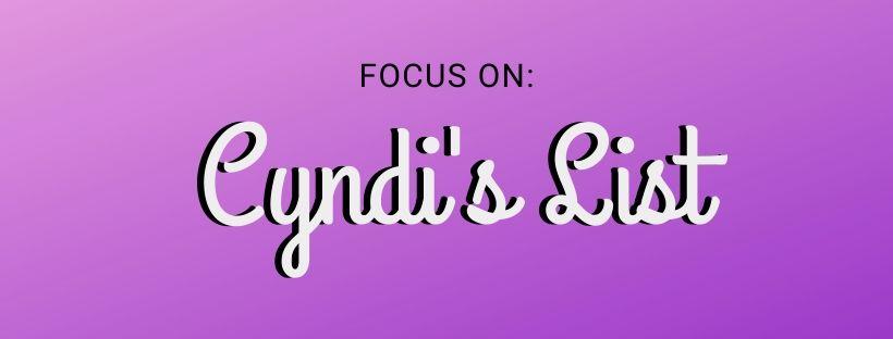 Focus On: Cyndi's List (Virtual Meeting)