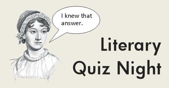 Literary Quiz Night