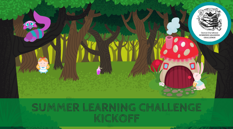 Virtual Summer Learning Challenge Kickoff