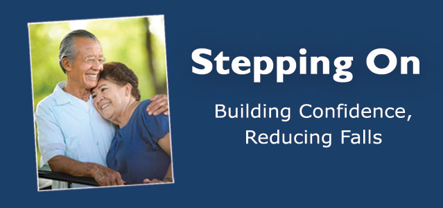 Stepping On: Building Confidence, Reducing Falls