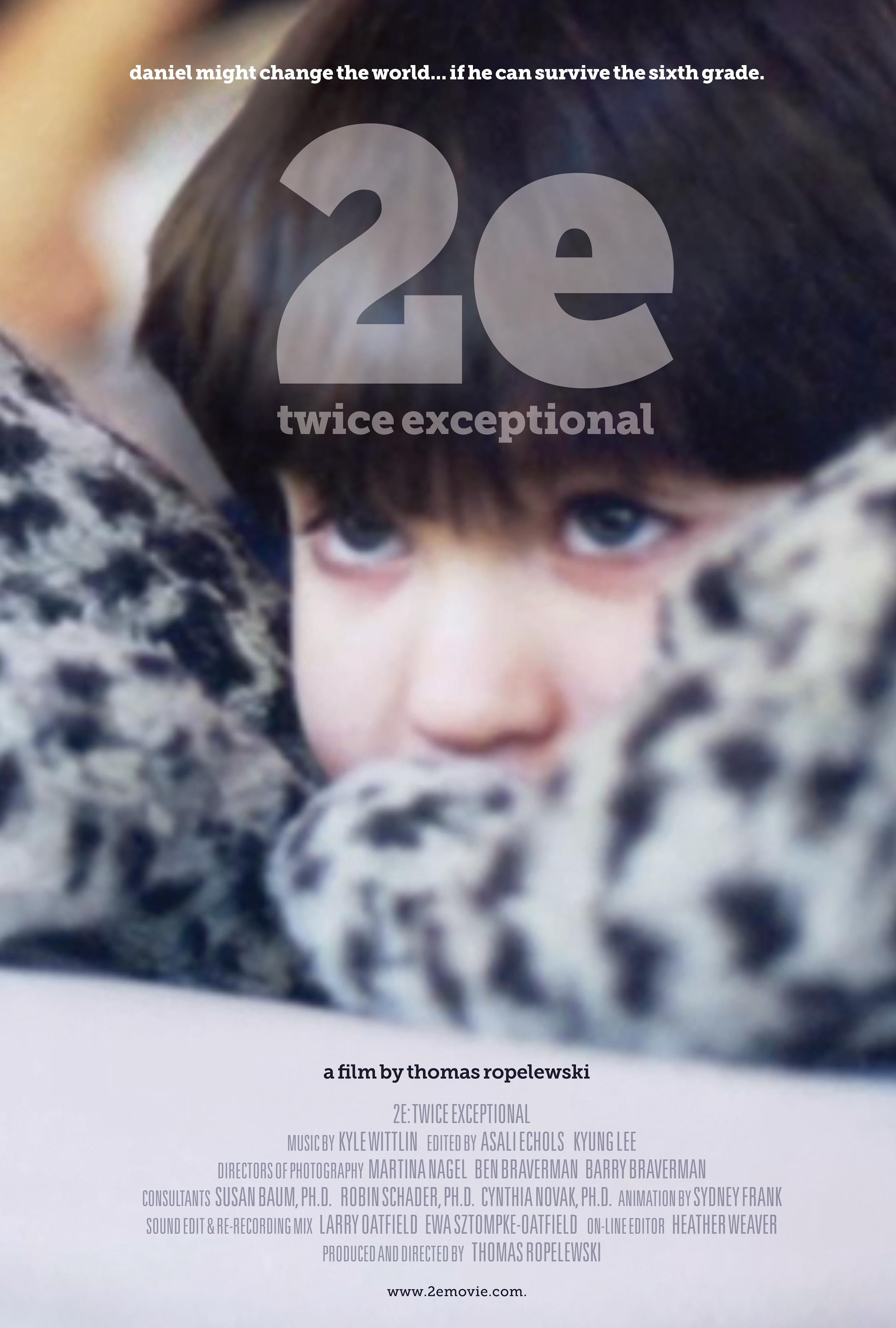 Movie viewing - 2e: twice exceptional