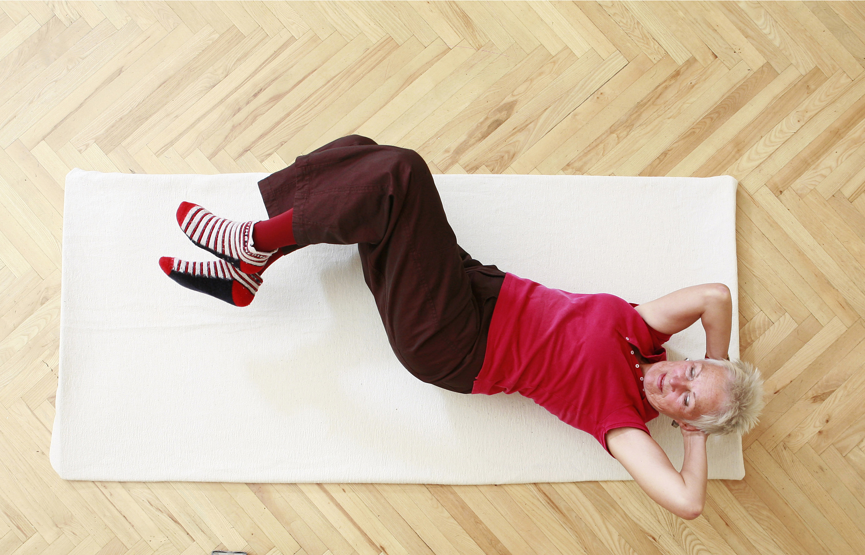 Feldenkrais: Movement for Comfort and Ease