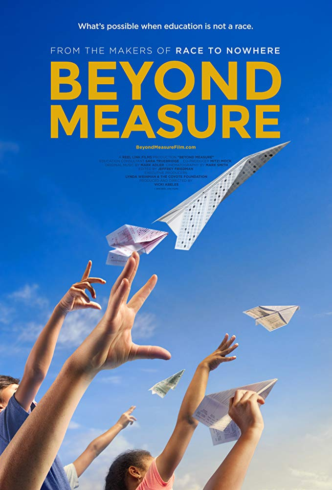 Film viewing: Beyond Measure