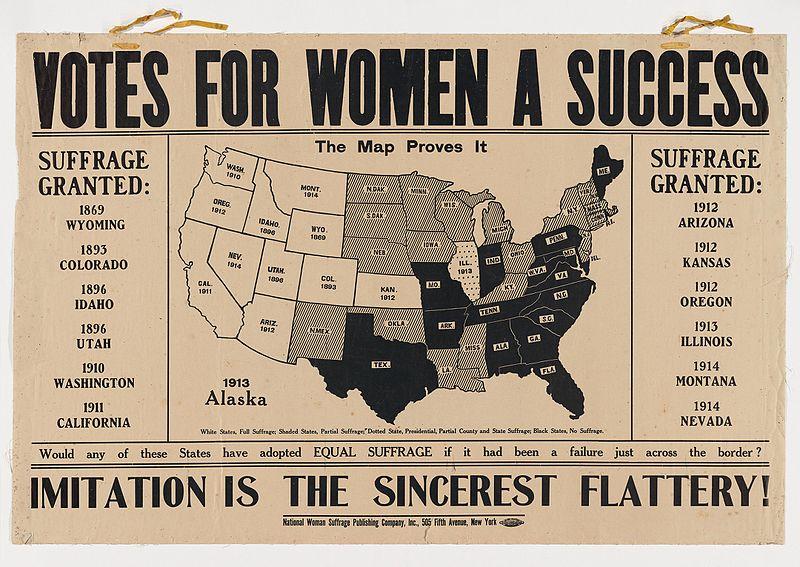 ONLINE - League of Women Voters presentation