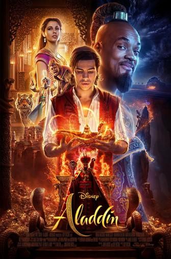 Sunday Funday -  Movie: Aladdin (PG, 2019, 128 min.)