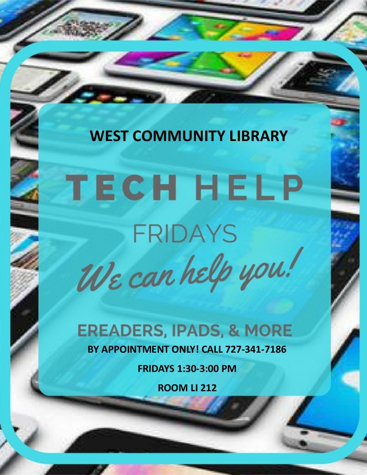 Tech Help Fridays