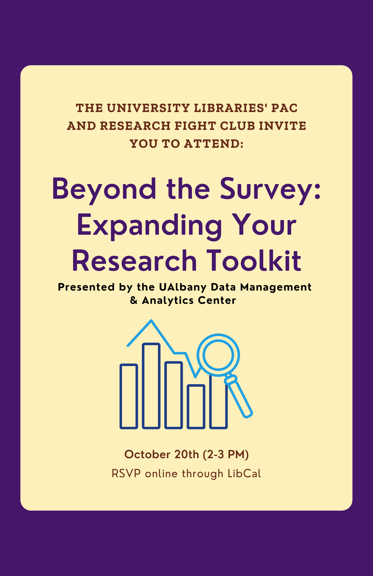 Beyond the Survey: Expanding Your Research Toolkit