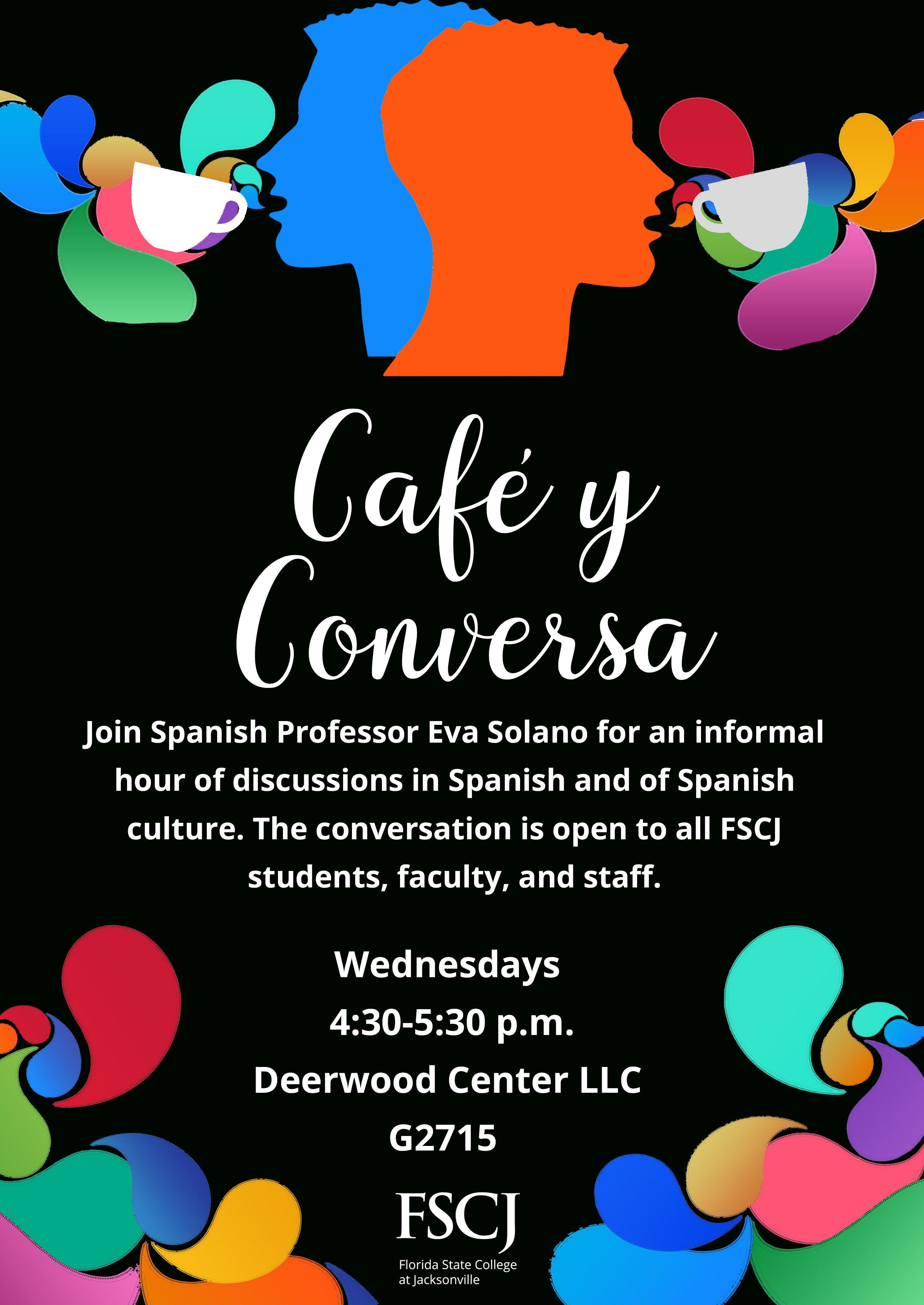 Cafe y Conversa