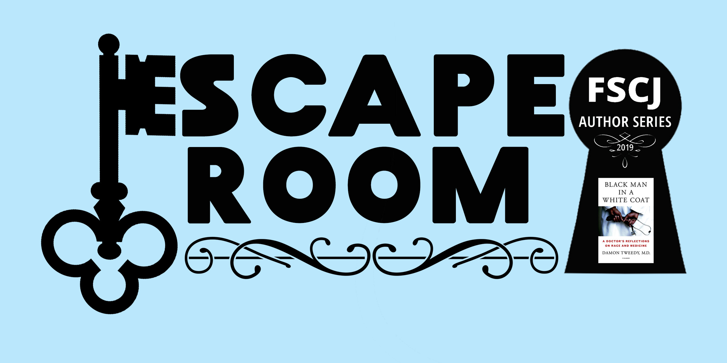 South - Author Series Escape Room