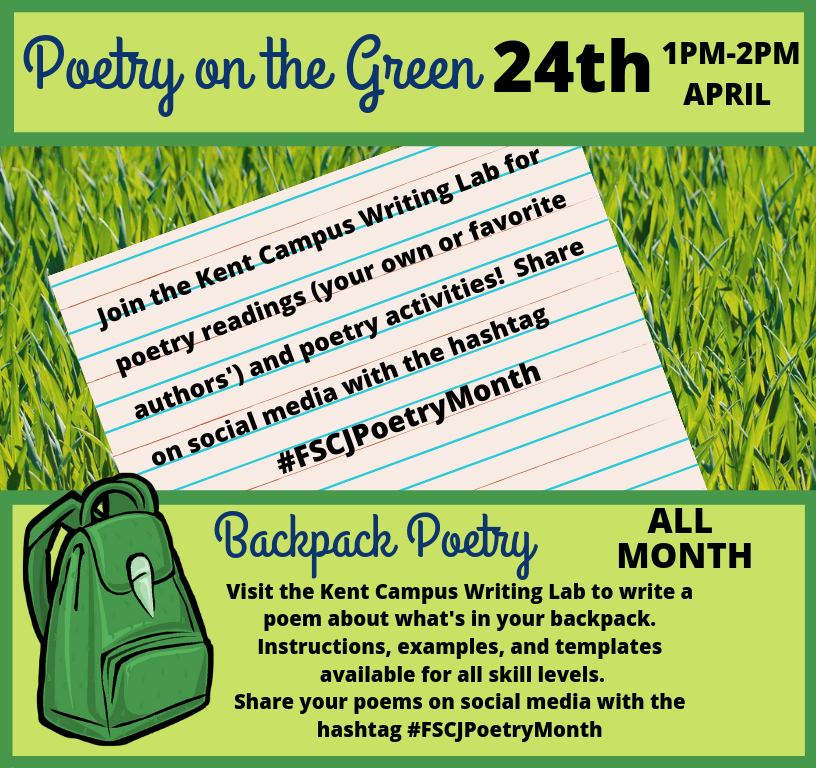 Poetry on the Green