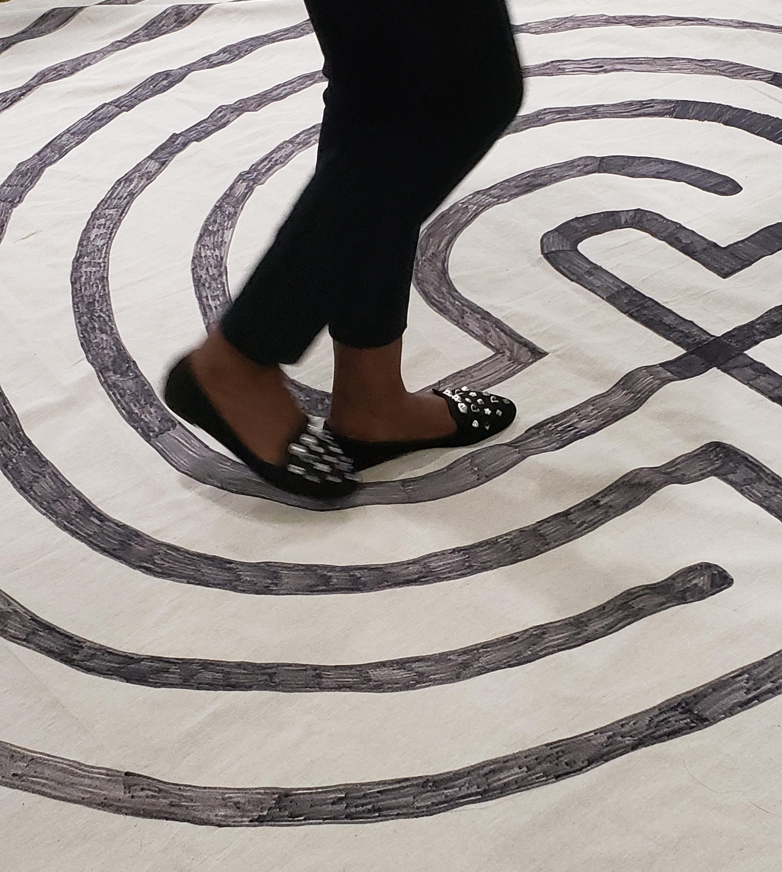 Stress Relief Week - Labyrinth Walk