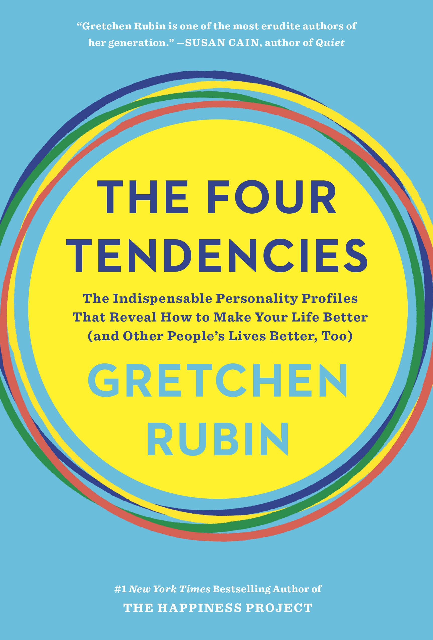 Gretchen Rubin presents THE FOUR TENDENCIES