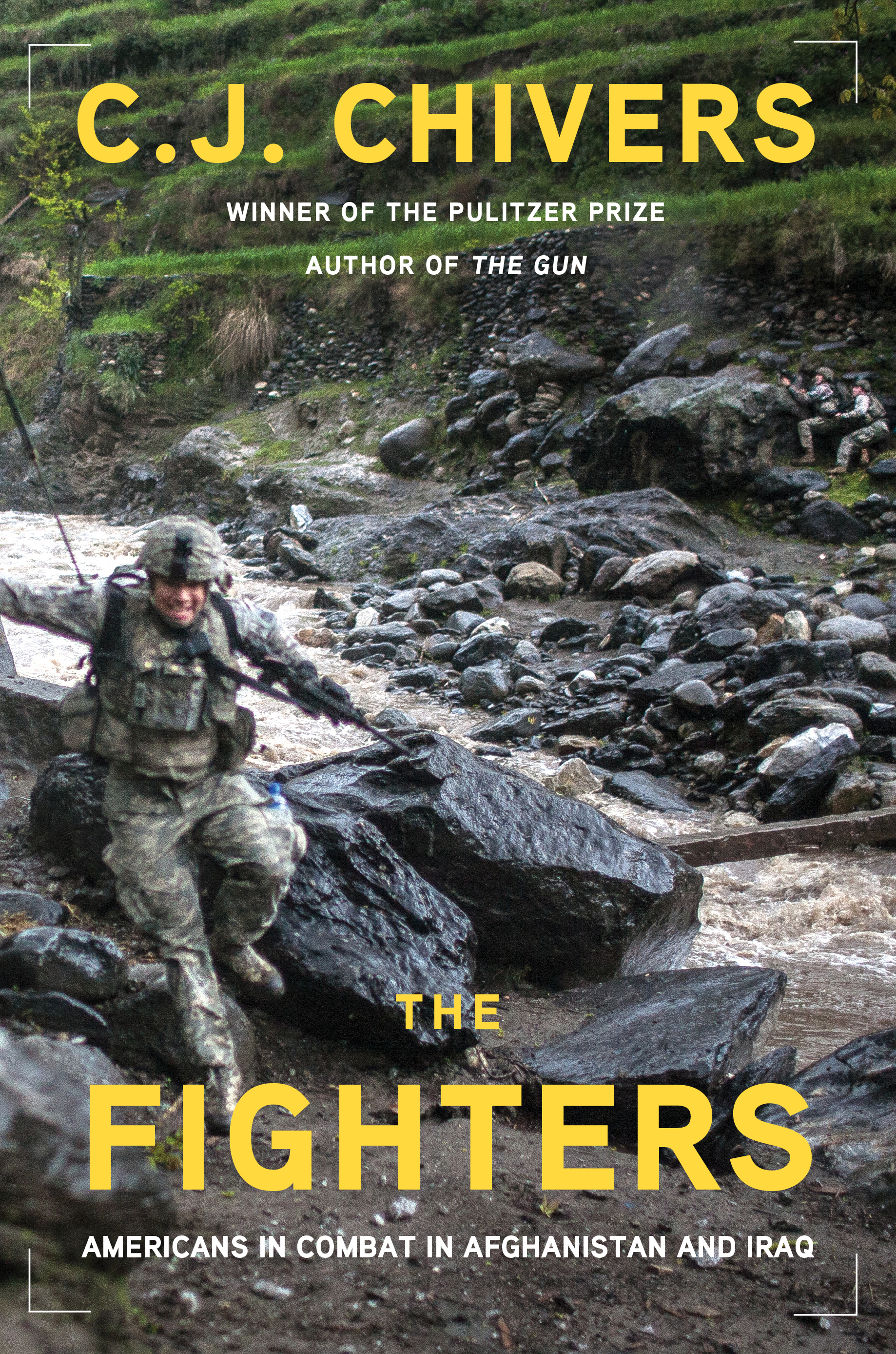 Authors LIVE! presents C.J. Chivers and The Fighters: Americans in Combat in Afghanistan and Iraq