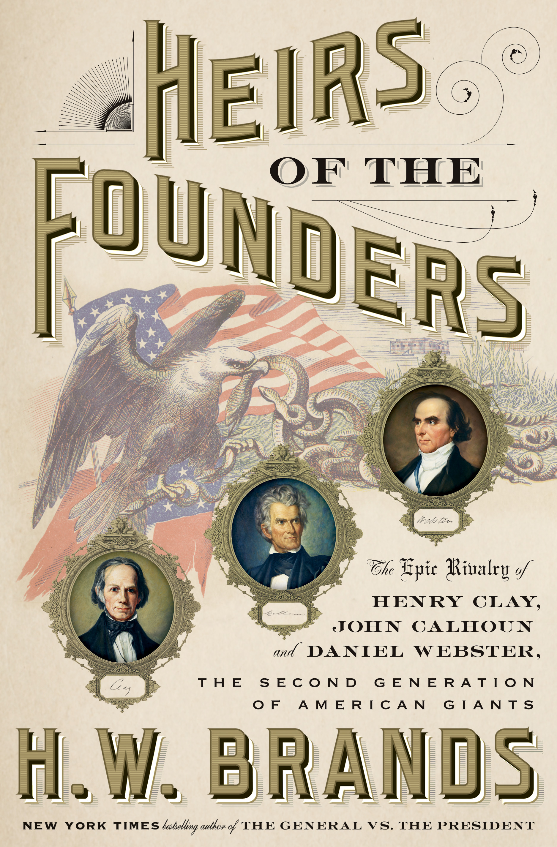Authors LIVE! presents H.W. Brands and Heirs of the Founders