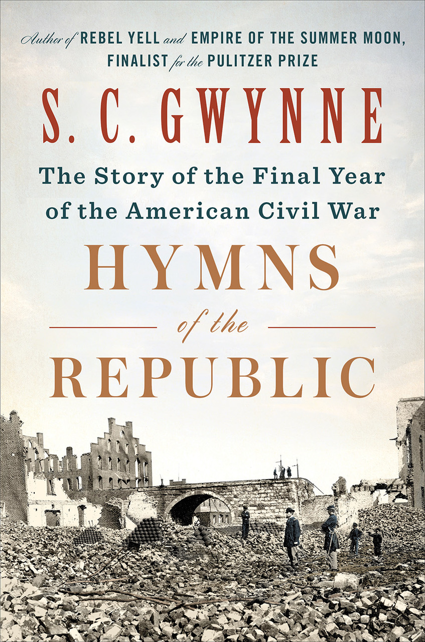 Authors LIVE! presents S.C. Gwynne