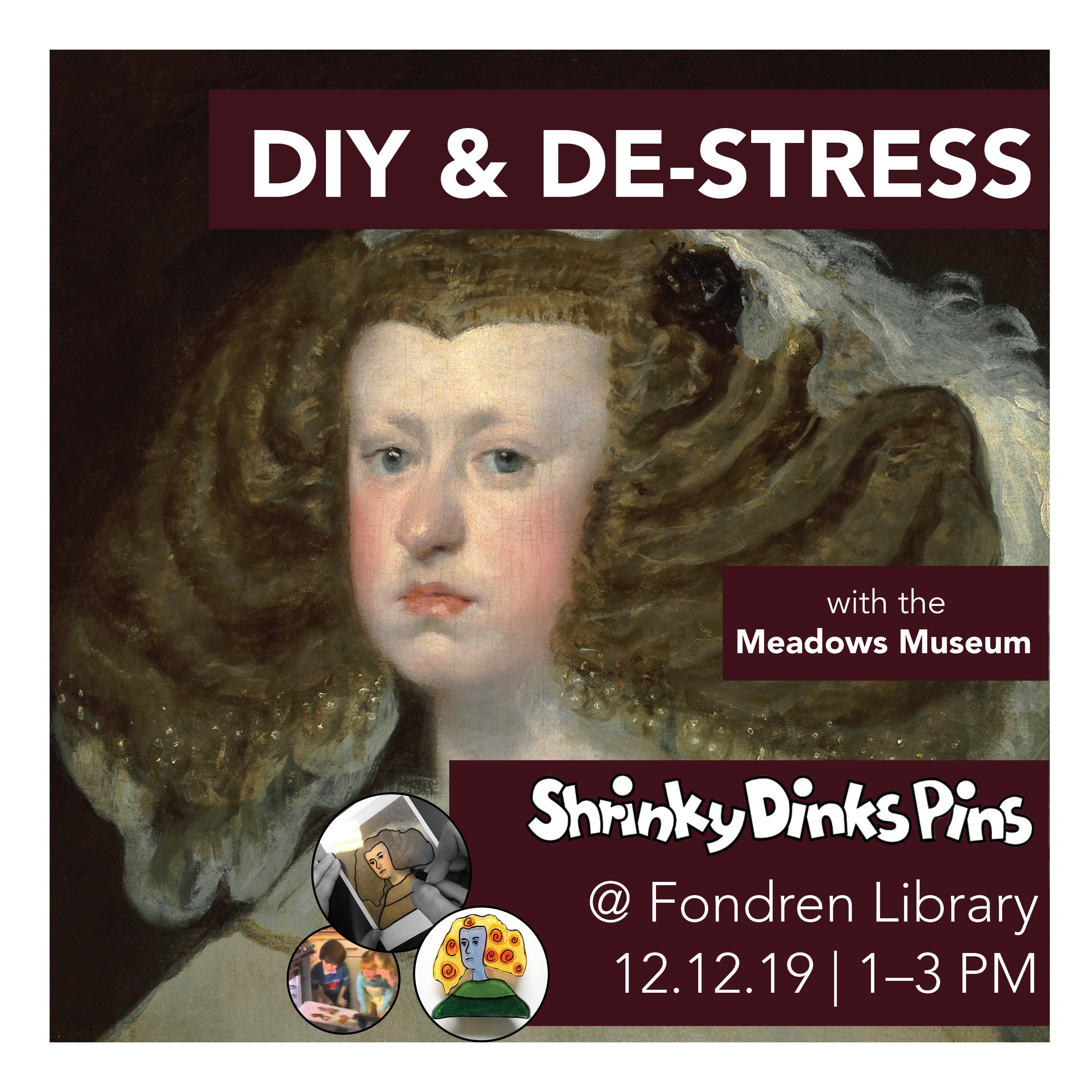 DIY and De-Stress with Meadows Museum