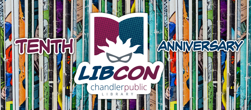 LibCon - Celebrating 10 Years!