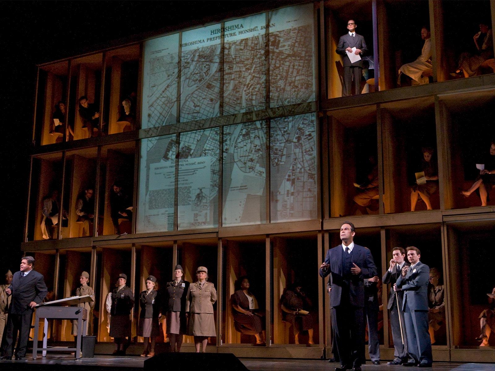 Met Opera on Demand: Watch Party, Doctor Atomic