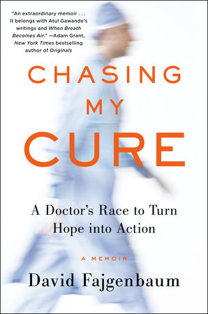 Biomeditations Book Talk with Dr. David Fajgenbaum