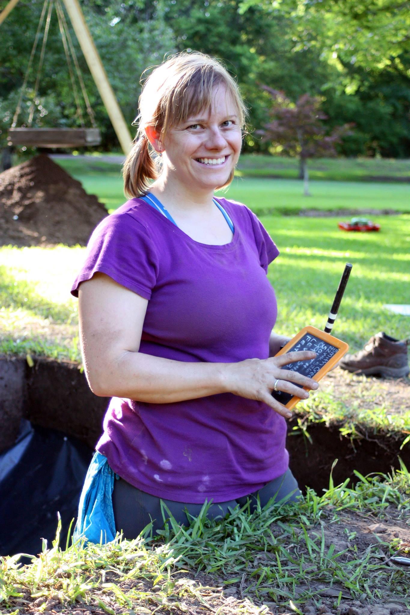 Research Tea with Dr. Megan Kassabaum, Archaeology without a Passport!