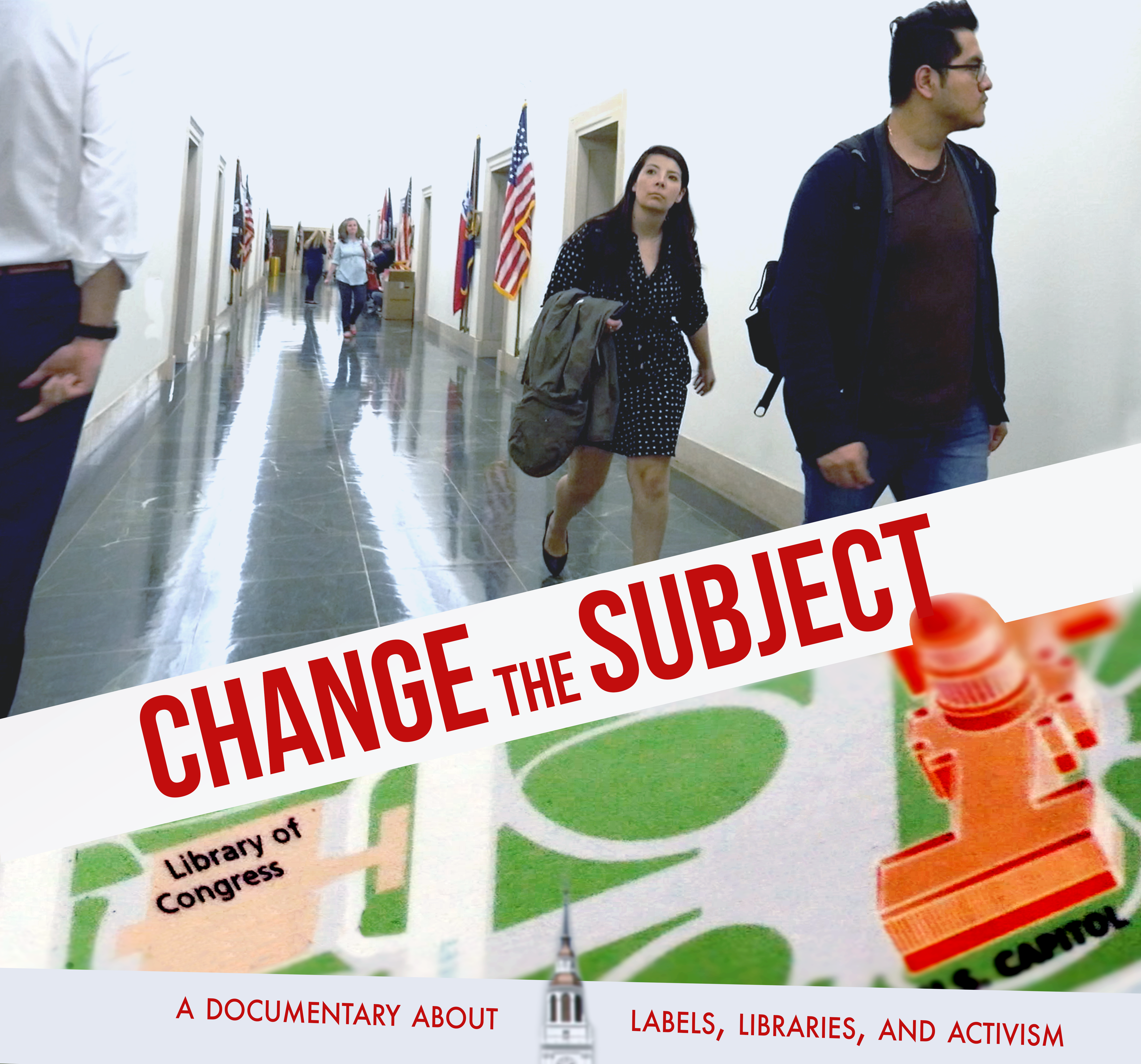 Change the Subject: Film Screening and Q&A
