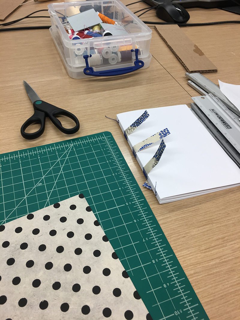Make a Book by Hand Part 2