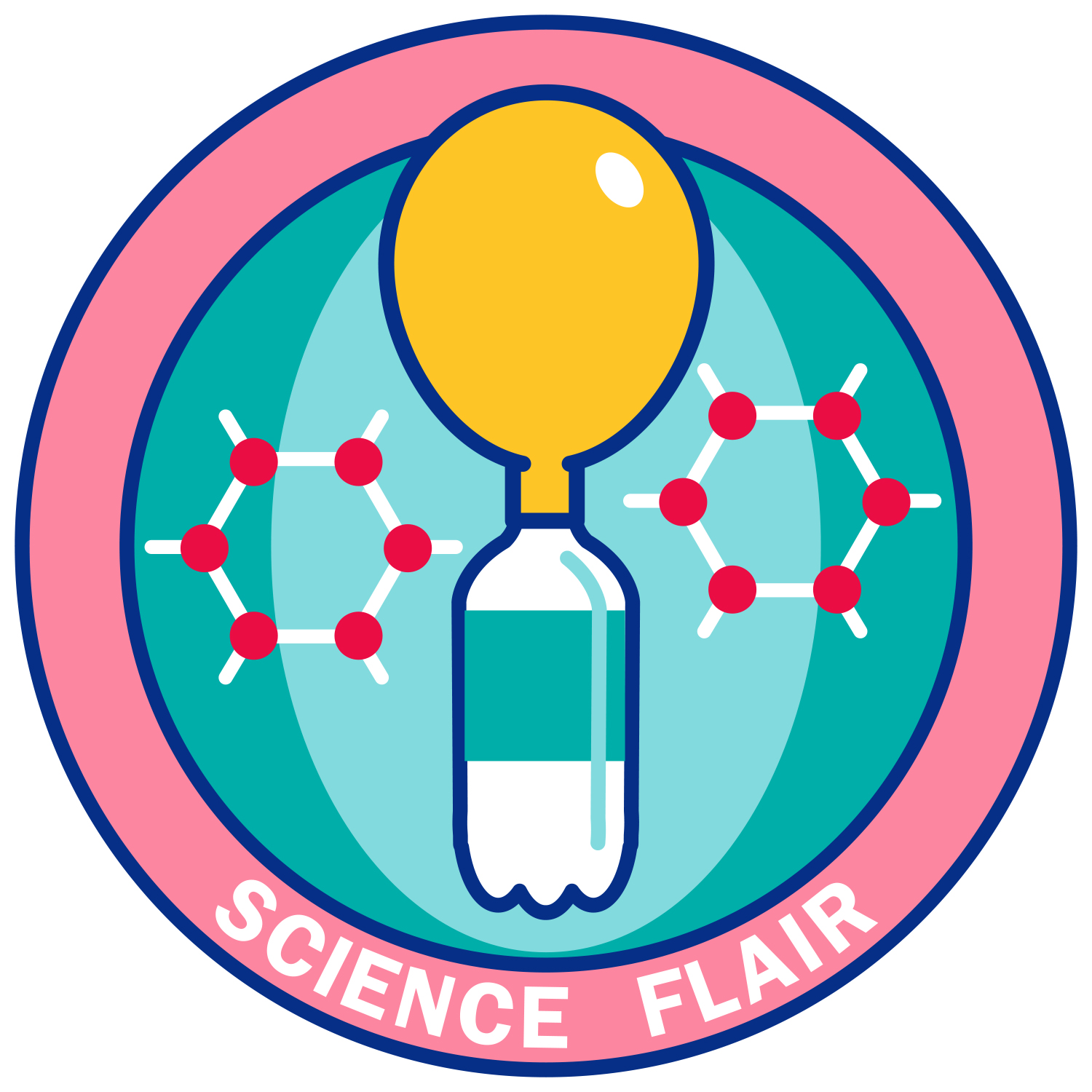 Summer Quest Stations: Science Flair