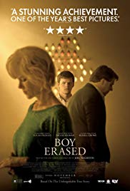 Tuesday Movies: Boy Erased