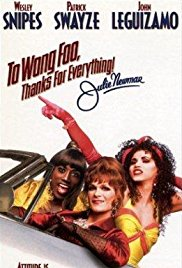 Pride Movies:  To Wong Foo Thanks for Everything, Julie Newmar