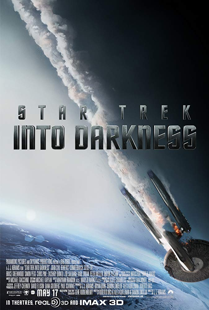 Space Movie: Star Trek Into Darkness