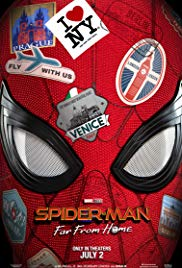 Saturday Movies: Spider-Man: Far From Home