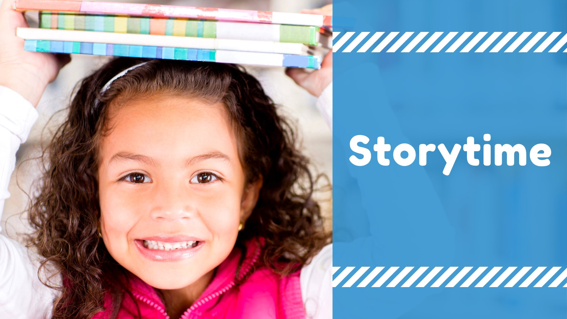 CANCELLED - Budding Bookworms | Ages 3 - 5
