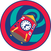 Badge Squad: Time Traveler